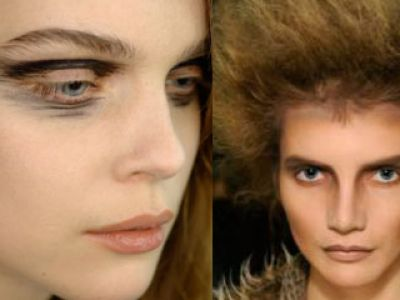 Trendy makijaż na 2010 rok
