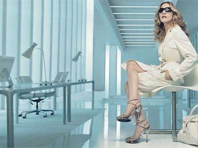 Madonna projektuje dla Macy′s