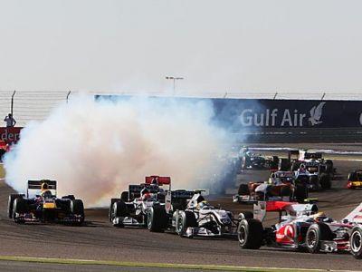 F1 wróciło. Dublet Ferarri