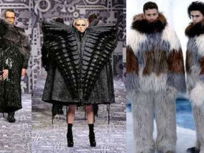 Moda na jesień 2010 / zima 2010