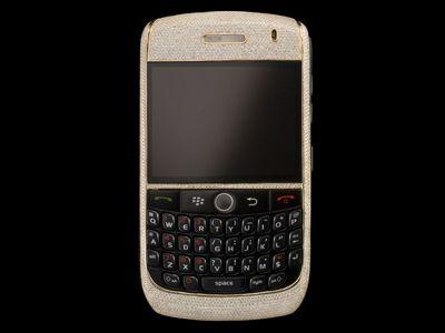 Najdroższy Blackberry na świecie