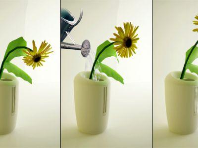 Cyfrowy kwiatek