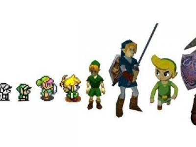 2D Zelda kontra 3D