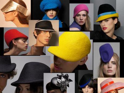 Unikatowy styl- kapelusz