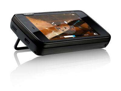 Nokia N900 Telefonem Roku