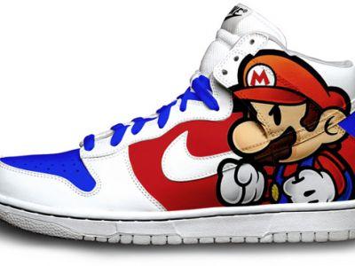 Buty Nike inaczej