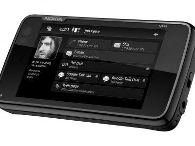 Nokia N900- telefon przyszłości