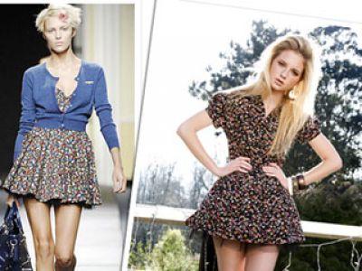 Kwieciste sukienki, hit czy kit?