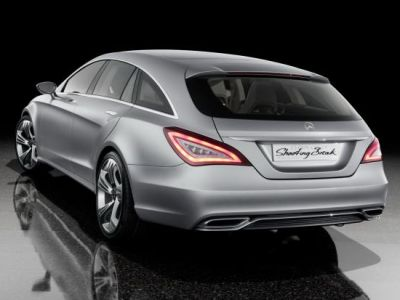 CLS- coupe kombi?