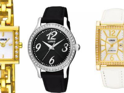 Wygraj zegarki firmy Lorus!