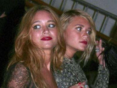 Skąpe bliźniaczki Olsen