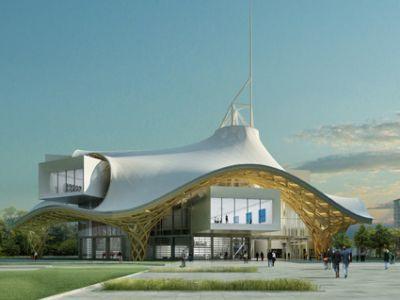 Japońsko-francuski projekt w Metz