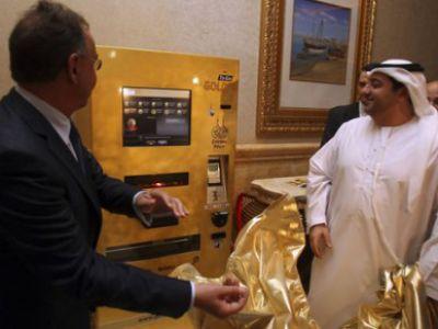 Sztabki złota z automatu-′′to go′′