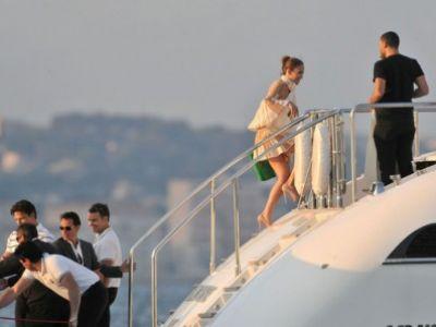 Rozpustna Jennifer Lopez