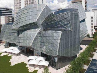 Rzeźbiona architektura Gehry`ego w Szwajcarii