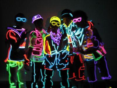 Neonowe ubrania- najnowszy trend!