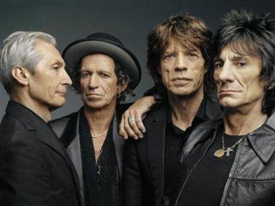 Mick Jagger na czerwonym dywanie w Cannes