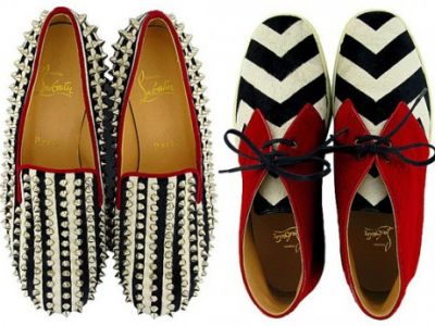 Nowe buty od Christian Louboutin