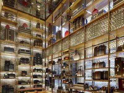 Nowy sklep Louis Vuitton w Londynie