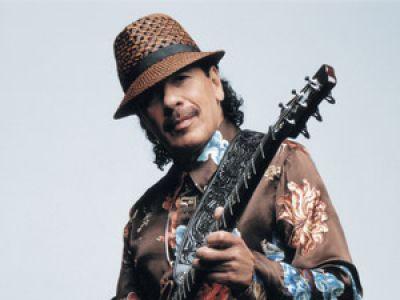 Santana przerabia rockowe klasyki