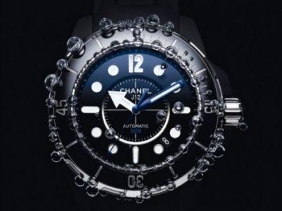 Wodoodporne zegarki od Chanel