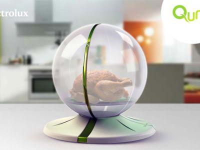 Koncepcyjne projekty od Electrolux