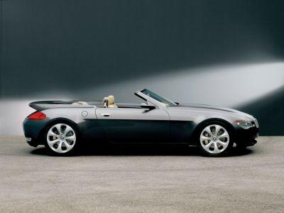 R8 i SLS drżyjcie- nadchodzi BMW Z9