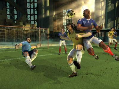 Piłkarskie emocje- Ubisoft