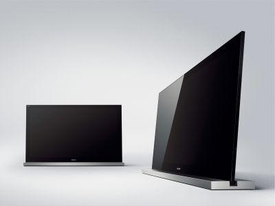 Minimalistyczny telewizor