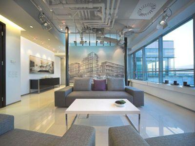 Biuro sprzedaży jak loft