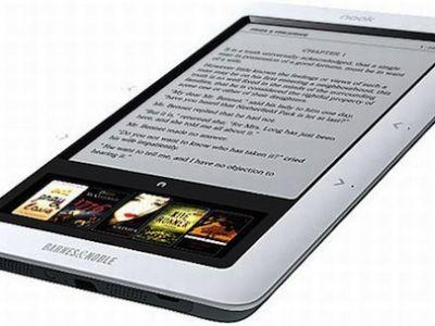 Nook- nowy wymiar e-readera