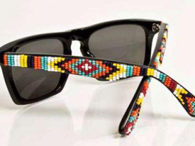 Oryginalne okulary retro