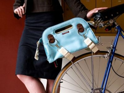 Funkcjonalna torba na rower