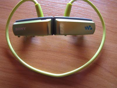 Wodoodporny Sony Walman NWZ-W252