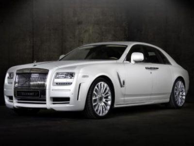 Limitowany Rolls Royce