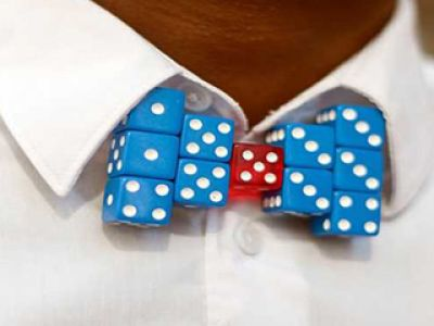 Ekstrawaganckie krawaty