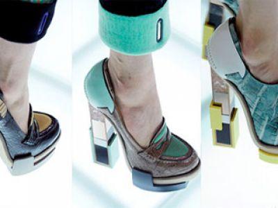 Trendy w butach na jesień 2010 / zima 2011