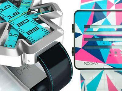 Innowacyjne zegarki