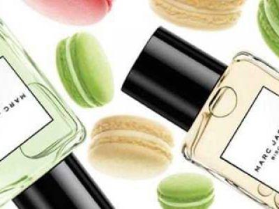 Ciasteczkowe zapachy od Marc Jacobs