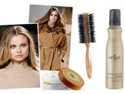 Trendy fryzury – moda jesień 2010 / zima 2011