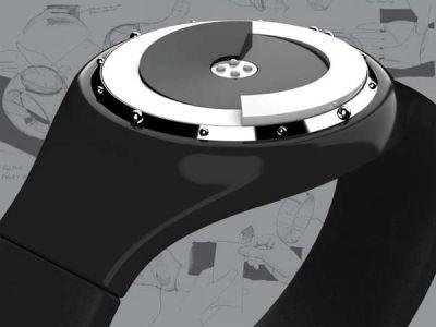 Tactile Watch by Jake Rynkiewicz