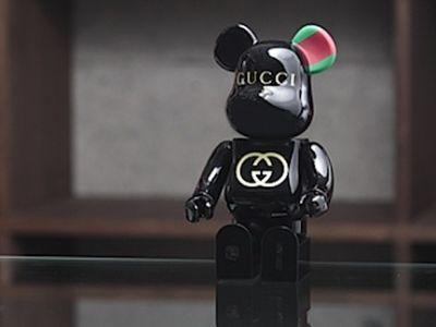 Gucci x Medicom na 90. rocznicę