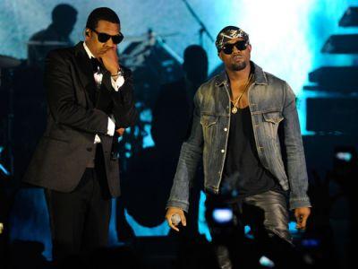 Kanye West x Jay Z