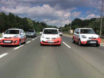 KIA Euro 2012 Roadshow