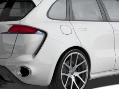 Porsche Cayenne Project Hemera