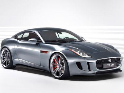 Nowy Jaguar C-X16