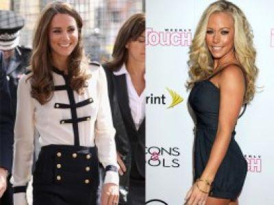 Co łączy Kate Middleton i Kendrę Wilkinson?