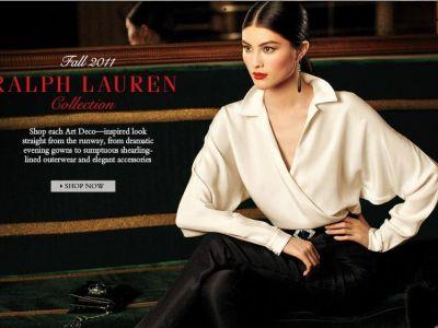 Ralph Lauren on line