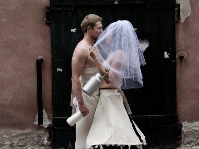 Kolekcja JUST MARRIED by COOKie & Kowalski. Oryginalny prezent ślubny.