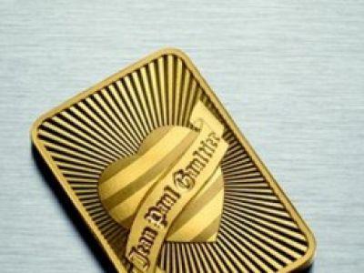 Jean Paul Gaultier zaprojektował sztabkę złota!